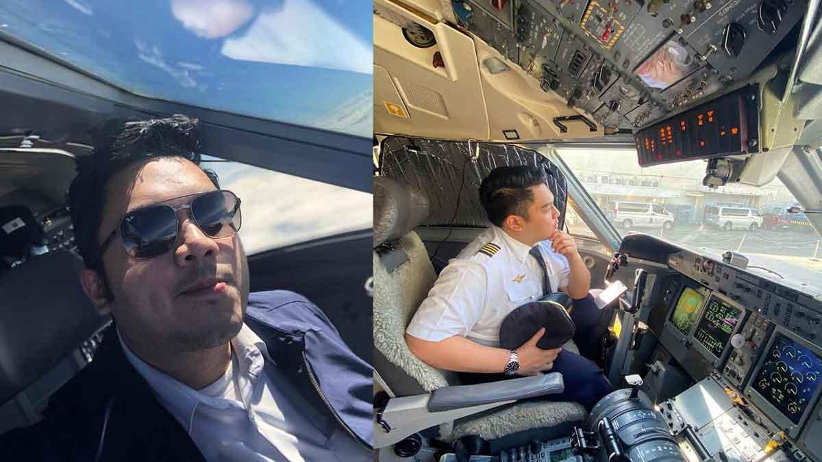 Mann Ed Demalata influencer pilot