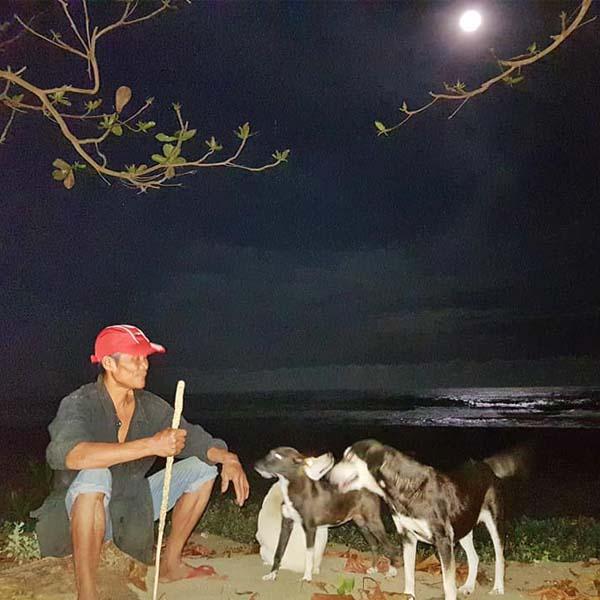 Johnny Manglugas original Paw Patrol Bantay, Bulak at Regina