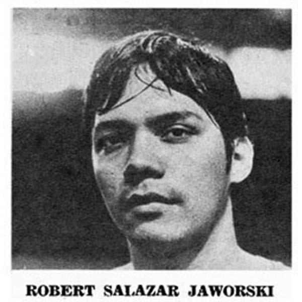 "PBA living legend n Robert ""Big J"" Jaworksi 75th PhilPost anniversary stamp October 16, 2021"