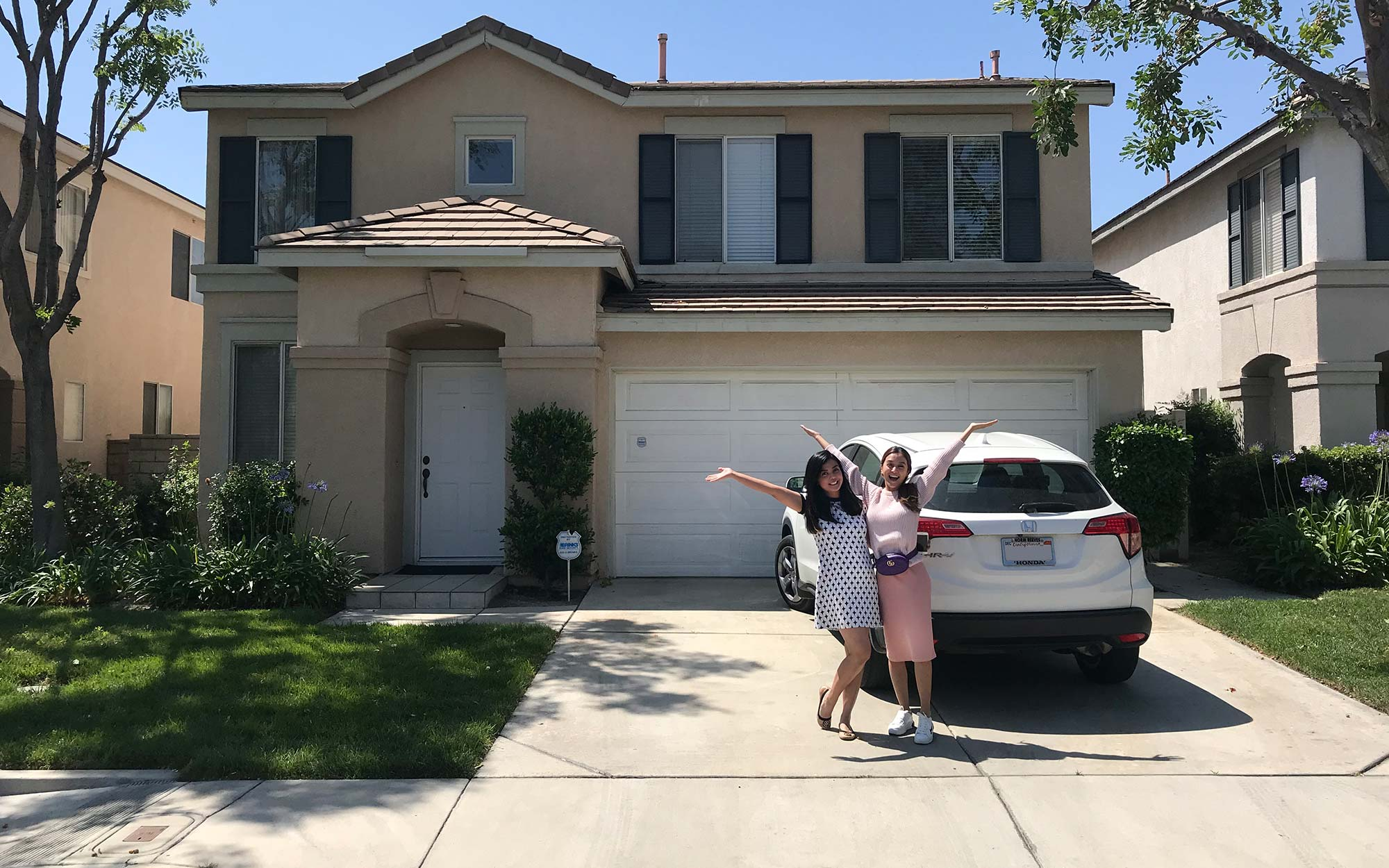 Kris Bernal's vacation house in California