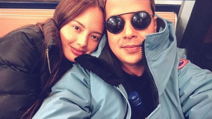 John Lloyd Cruz confirms having a son with Ellen Adarna for the first time