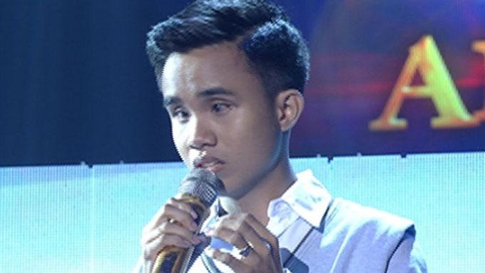 Carl Montecido Tawag ng Tanghalan