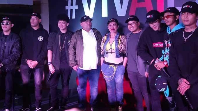 Ex Battalion, handa nang mag-shoot para sa debut movie