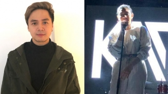 Sam Concepcion at Kiana Valenciano, sadyang hindi nagsabay ng gig sa Pinoy Playlist music fest?
