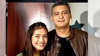 Joko Diaz, pumayag pasukin ng 14-year-old daughter ang showbiz