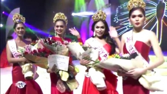 Casey Banes Paculan, wagi sa 2nd Queen of Quezon City pageant