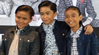 TNT Boys, inaming crush sina Kathryn Bernardo at Nadine Lustre