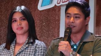 Maine Mendoza at Coco Martin, magkamag-anak kaya di puwede ang kissing scene