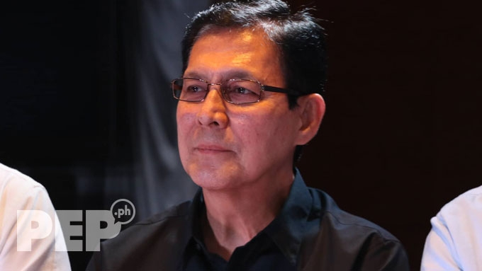 Tirso Cruz III happy about Angel Locsin-Neil Arce engagement