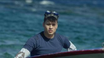 Marco Gumabao, nag-shoot ng buwis-buhay scenes para sa Aurora sa dagat ng Batanes
