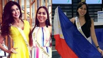 PH bet na si Beau Singson, hindi nagwagi sa Mrs. Universe Philippines 2018