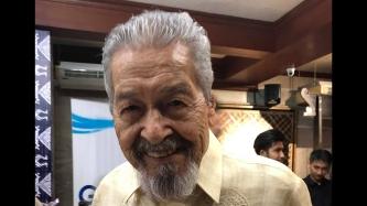 Eddie Garcia, ginawaran ng Lifetime Achievement Award sa 2019 Singkuwento international filmfest