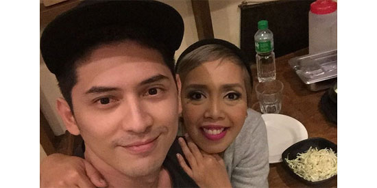 Are Kakai Bautista and Ahron Villena dating?