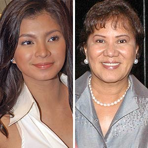 Angel Locsin cried over