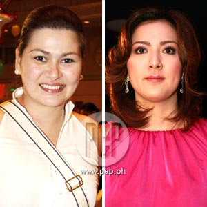 Aiko Melendez and Ara Mina both open to private reconciliation