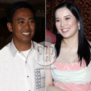 Makati Mayor Junjun Binay wishes for Kris Aquino's happiness