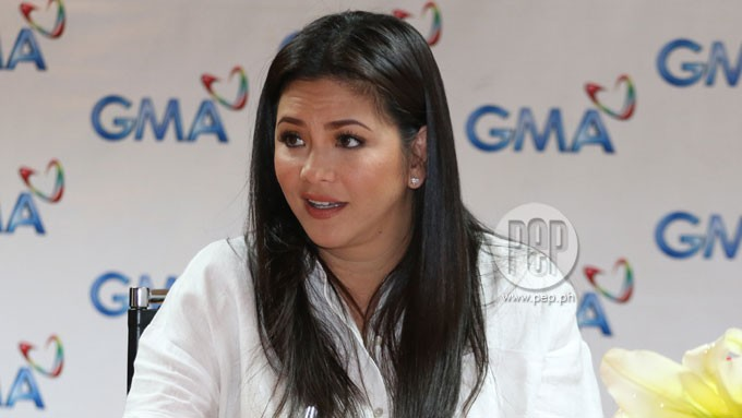 "Regine excited to play ""character-driven"" roles"