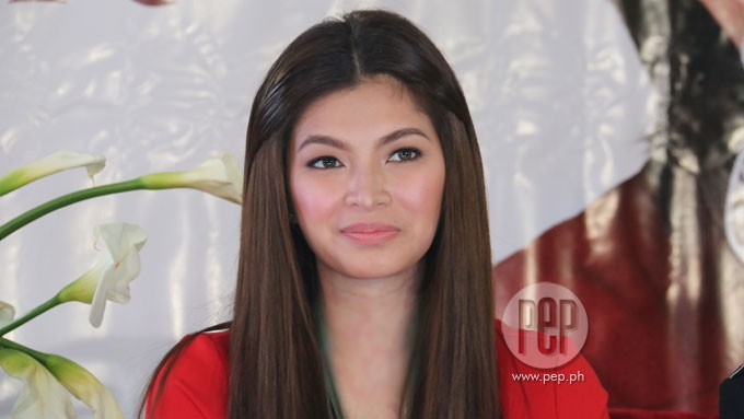 Angel still noncommittal about playing Darna again