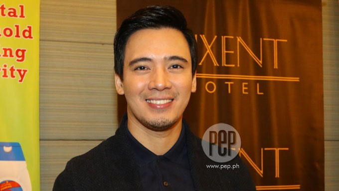 Erik on relationship with Angeline: More than friendship