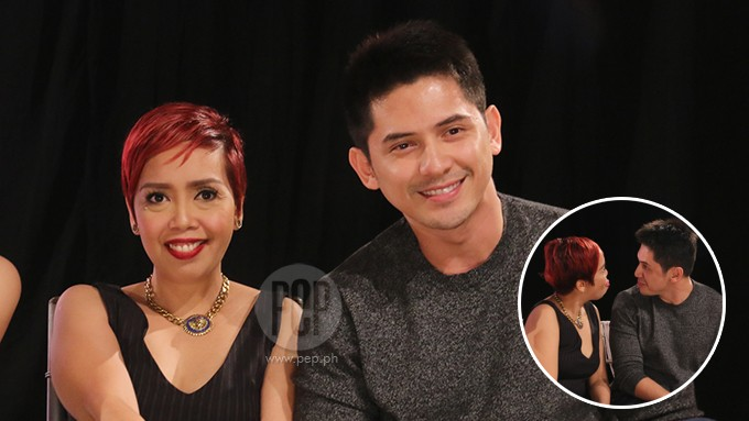 Ahron Villena reveals real score with Kakai Bautista