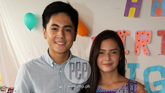 Bianca Umali says she's too young to be courted