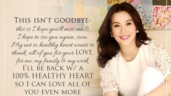 Kris Aquino to leave ABS-CBN after 20 years