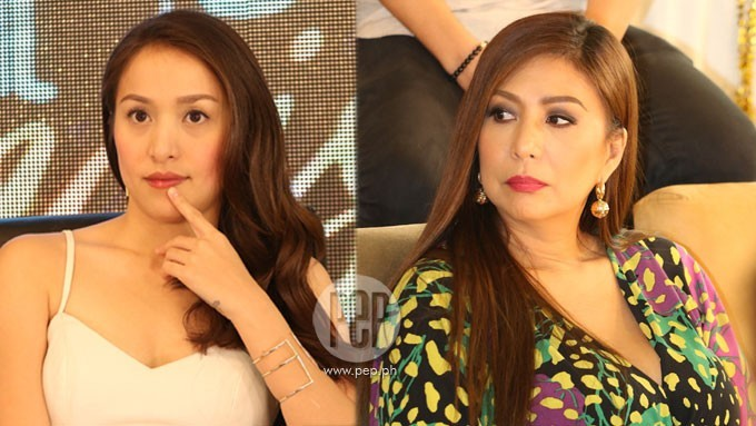 <em>Tubig at Langis</em> prod clears Cristine in issue with Vivian
