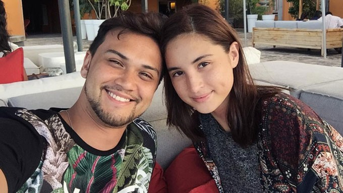 Billy Crawford gets blessing of Coleen's dad to marry her