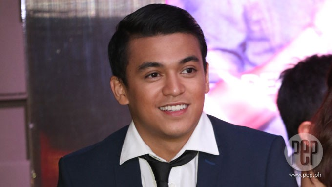 Rob Moya says having a gay dad was never an issue for him