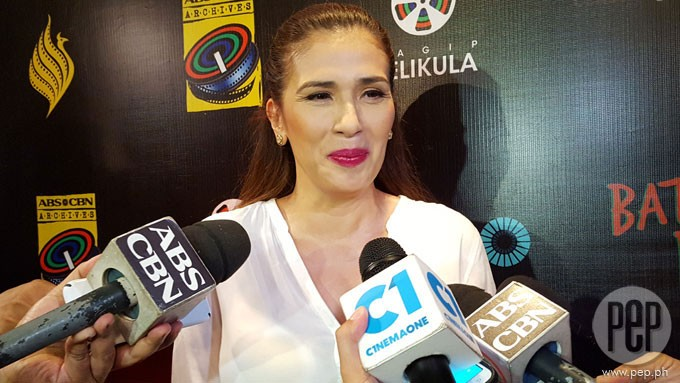 Zsa Zsa Padilla in the process of healing