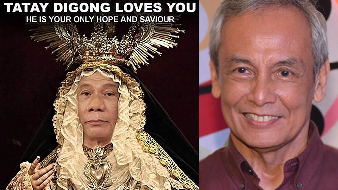 Related News On Jim Paredes: Jim Paredes Criticized For Posting Meme About President
