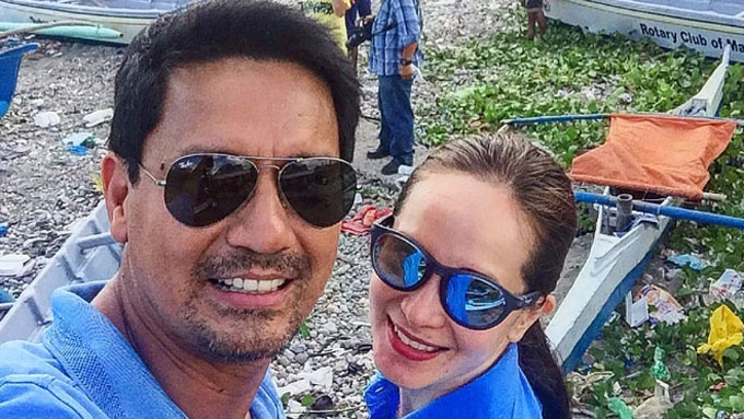 Lucy Torres joins husband Richard Gomez in PDP-Laban