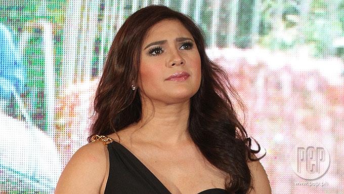 Vina Morales files complaint against Cedric Lee