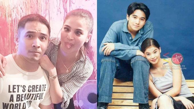 Anne Curtis reunites with ex-BF Chubi del Rosario