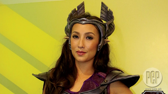 Newly-wed Solenn Heussaff to remain active in showbiz
