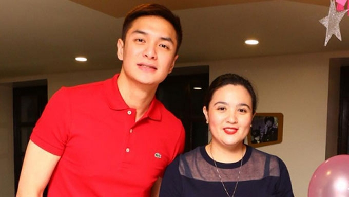 Sunshine Dizon's husband confirms marital problems