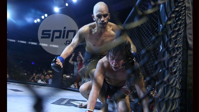 Baron, Kiko settle for unanimous draw in MMA fight