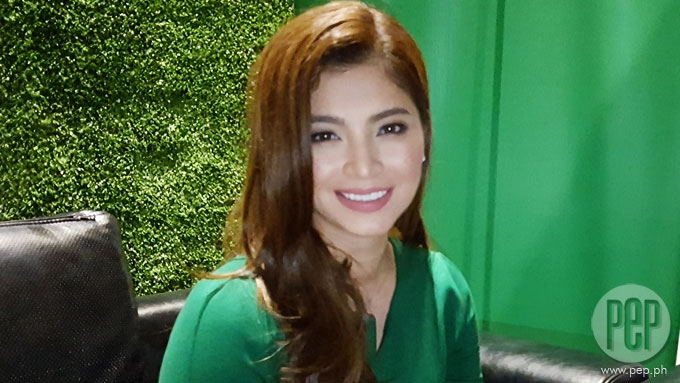Angel Locsin refuses to comment on Luis-Jessy rumor