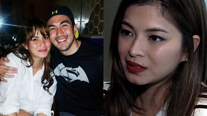 Angel Locsin not surprised by Luis-Jessy romance