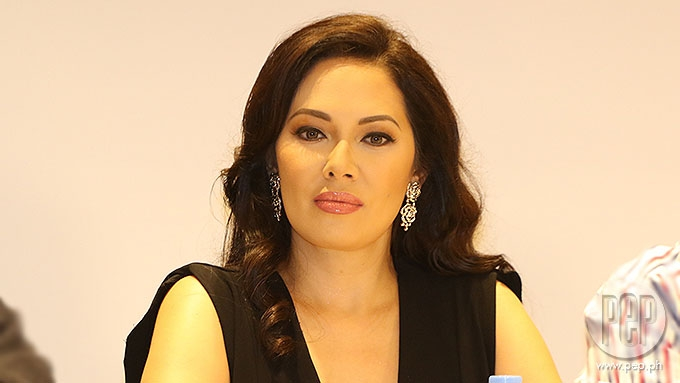 Ruffa Gutierrez to seek aid of ispiritista for her illness