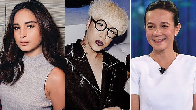 Vice Ganda, Coleen Garcia react to Duterte's first SONA
