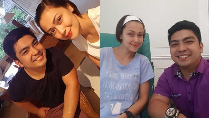 Jolo Revilla and Jodi Sta. Maria back together?