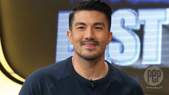 Luis Manzano won't back down from bashers