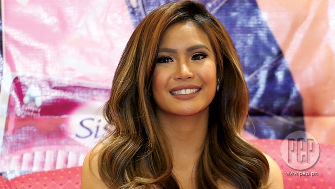 Myrtle Sarrosa has moved on from breakup with Brian