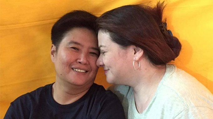 Rosanna to wed lesbian lover in August and December