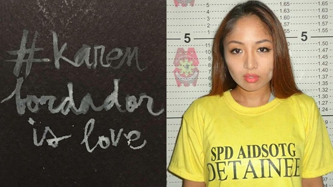 DJ Karen Bordador's family appeals for kindness