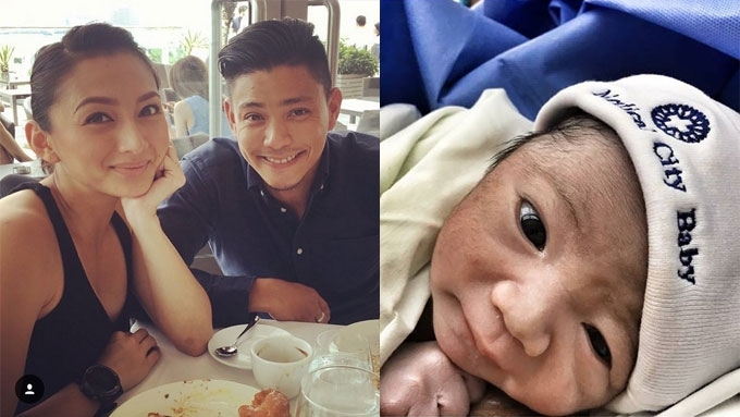 Iya Villania, Drew Arellano welcome their first child