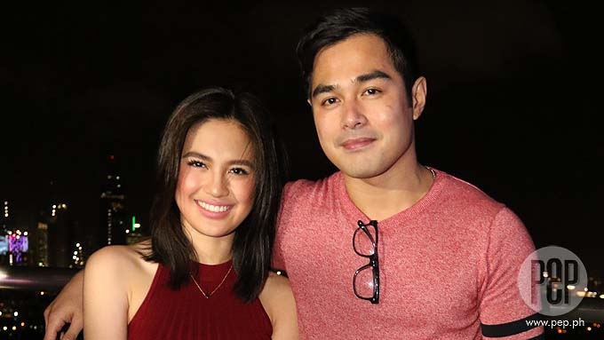 Benjamin, Julie Anne open up about their brewing romance