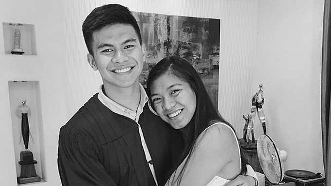 Kiefer slams basher for spreading lies about him and Alyssa