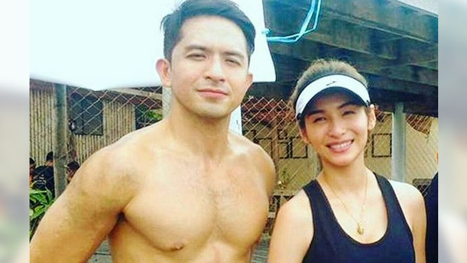 Dennis Trillo, Jennylyn Mercado spotted in Batangas